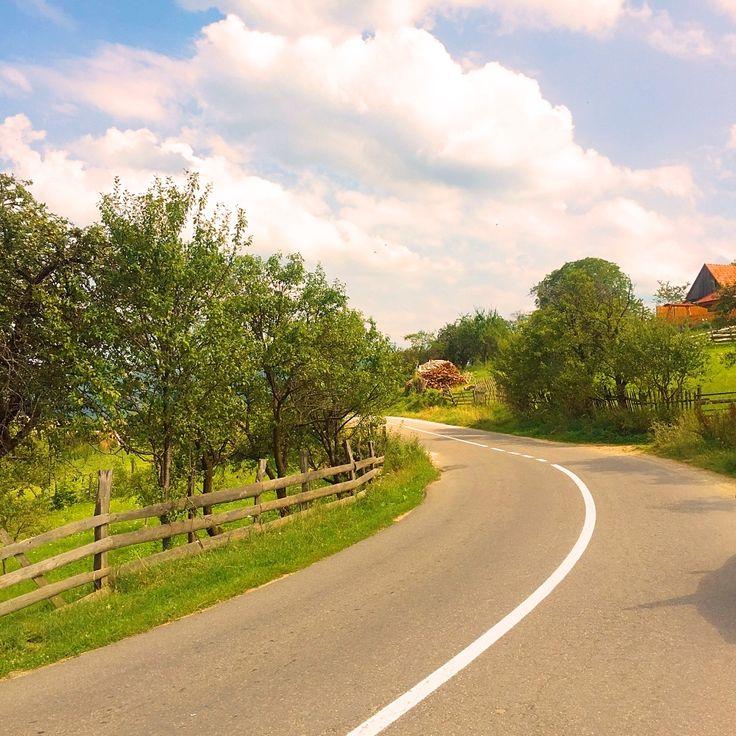 Sibiu countryside, Romania.