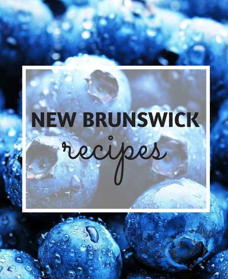 New Brunswick Recipes | We're dishing up the best of New Brunswick with simple and delicious recipes highlighting local cuisine. Check them out here. #ExploreNB