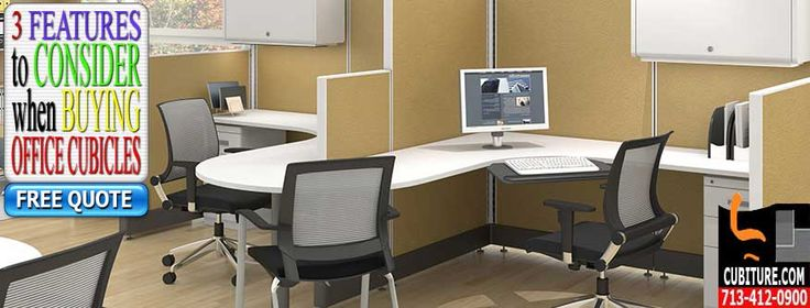 While office cubicles can sometimes suffer from a bad rap, the fact is that the new generation of office cubicles is about more than just boring beige dividers.