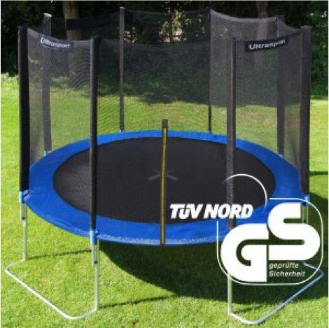 Ultrasport Gartentrampolin Jumper im Test