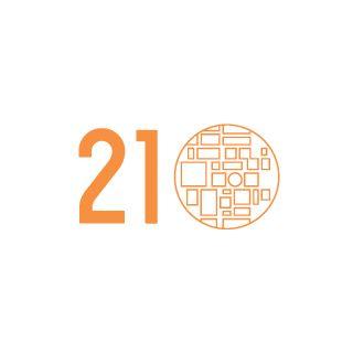 金沢21世紀美術館のロゴマーク。  佐藤卓さんデザインのロゴですね。 この美術館は、建築家ユニット
