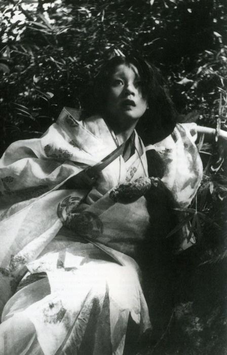 rashomon . . . akira kurosawa. . .  a story about rape. . . most seem to forget that when they watch it. . . . .