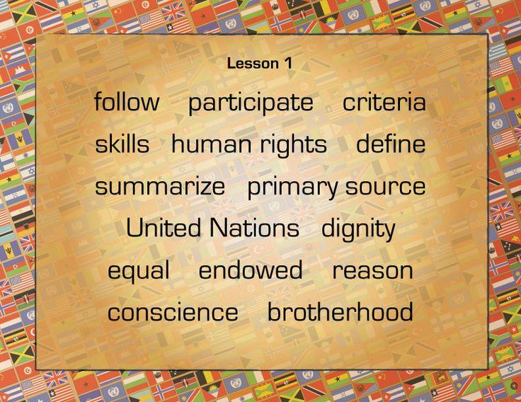 29 best 5th gr ela modules images on pinterest esperanza rising 5th grade ela module 1 unit 1 vocab publicscrutiny Images