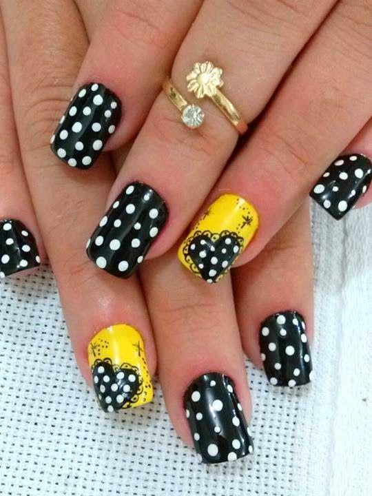 Nails Arts Ideas... #nailarts #nails