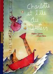 Charlotte et l'île du Destin - Olivier Lassée et Stéphane Jorisch (1999) - illustrations