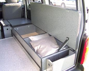 Suzuki Carry - Midos Conversions