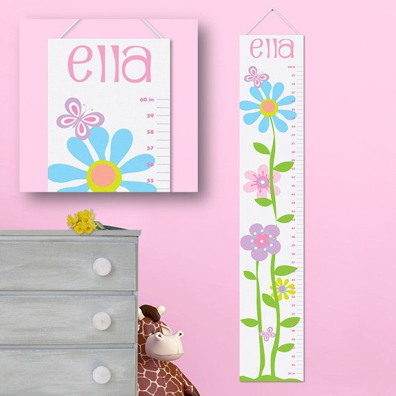 Hey, I found this really awesome Etsy listing at https://www.etsy.com/listing/169979118/personalized-childrens-growth-charts-925