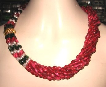 Kenneth Jay Lane Couture Marella Agnelli Necklace | Kenneth Jay Lane