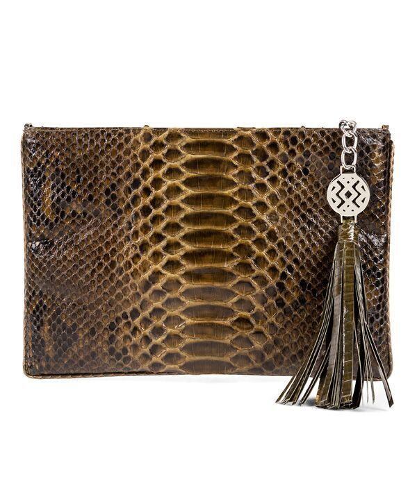 Nikki Pouch that can be worn as a clutch or cross body