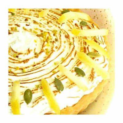 レモンタルト18cm【プレゼント ギフト ケーキ お菓子 バースデー 誕生日ケーキ】