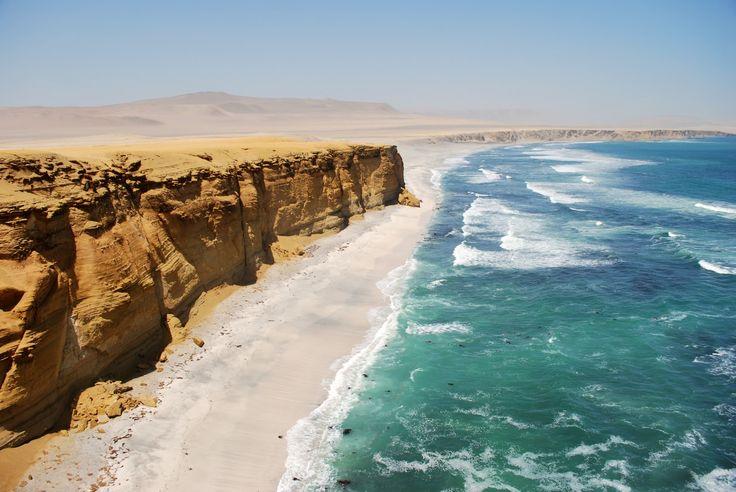 Beach Mancora in Peru. Its official. I wanna go