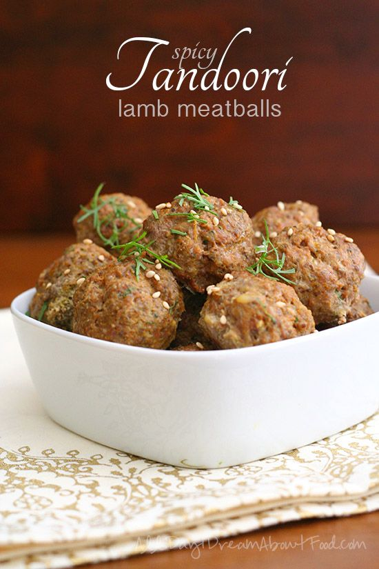 spiced lamb meatballs grub blog sadistic spiced lamb meatballs with ...