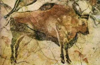 Humbling that the cave paintings from Altamira, Spain were ...