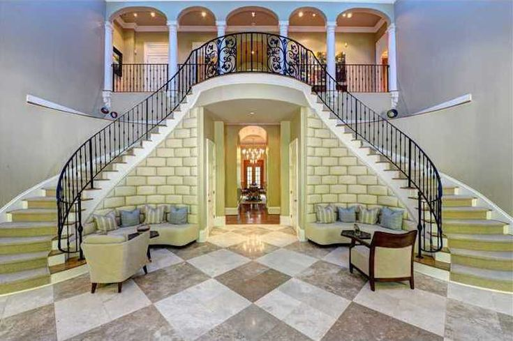 17 best images about staircases on pinterest wood for Home designers in atlanta ga