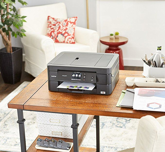 Brother Wireless All In One Inkjet Printer Mfc J690dw Multi