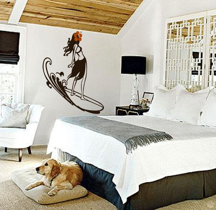 1000 images about surf girl bedroom ideas on pinterest for Surfing bedroom designs
