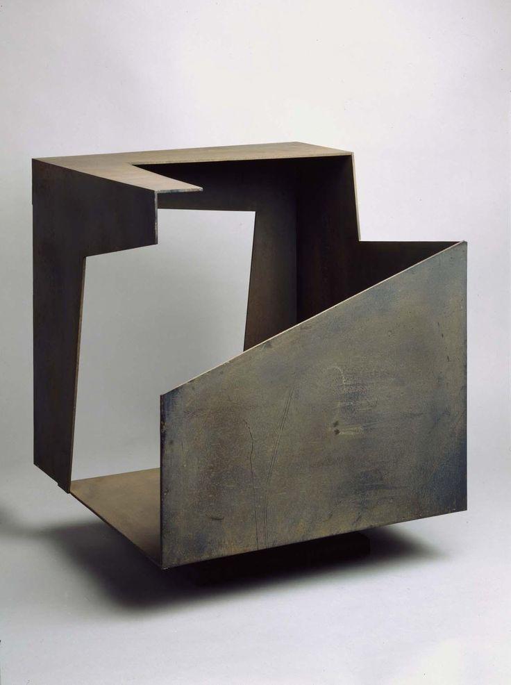 Jorge Oteiza - Caja vacía (Empty Box)