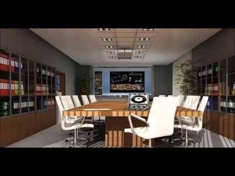 Ide Desain Ruang Rapat Manajer