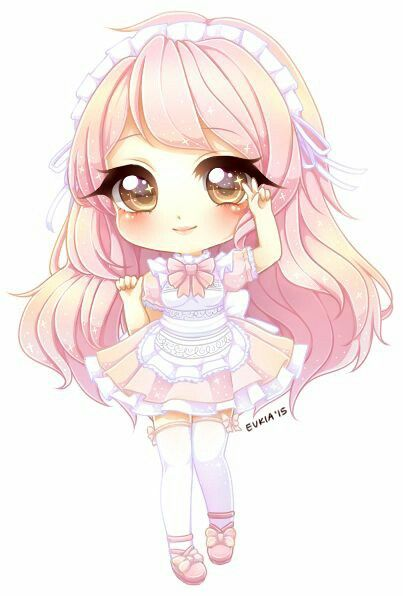 Pin by martyna br zda on chibi anime pinterest chibi anime chibi and drawing ideas - Dessin manga kawaii ...