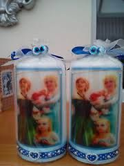 Image result for personalised disney candles