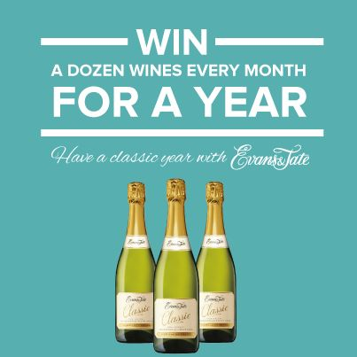 Have you entered yet? You could win 12 wines delivered to your door every month for a year! Thanks to @evansandtate  Enter now ---> http://win-wine.pgtb.me/LXftS9