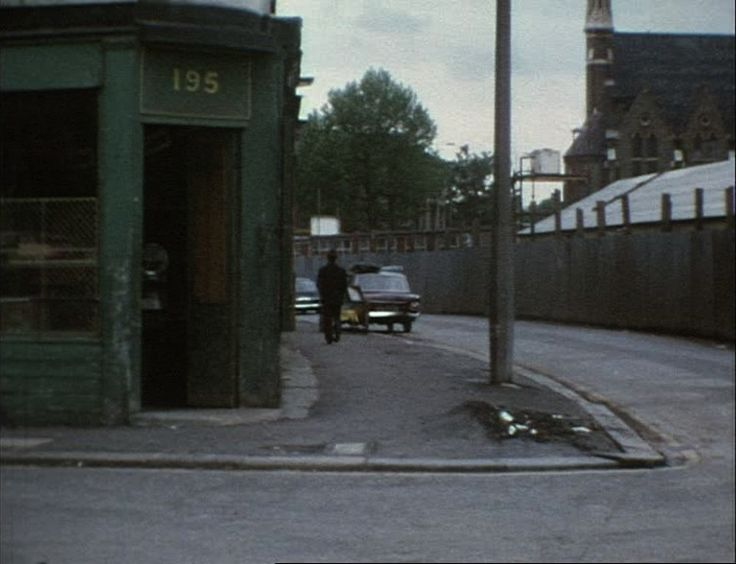 Spooky, fascinating film of several London streets in West London, captured by a local man who wanted to record the area before it changed.