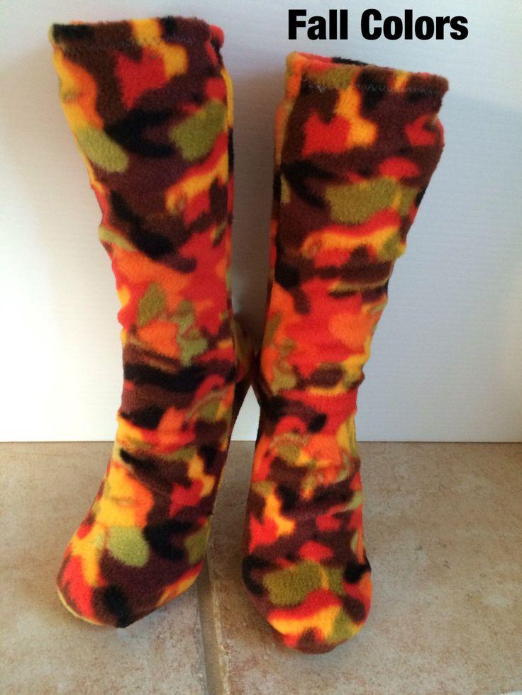 A personal favorite from my Etsy shop https://www.etsy.com/ca/listing/213308645/free-shipping-fleece-socks-mens-socks