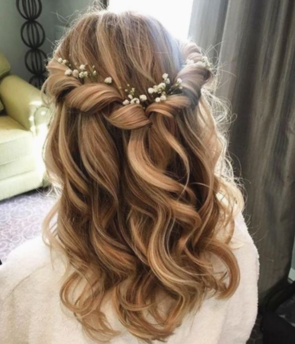 9 Hairstyles Prom Medium Hair Prom Hairstyles For Long Hair Medium Hair Styles Curly Prom Hair