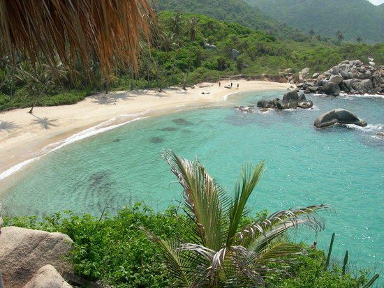 Tayrona, Colombia - The perfect place for a yoga retreat.