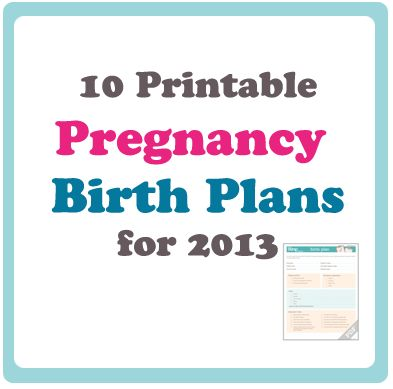21 best Birth Plan Templates\/examples images on Pinterest - birth plans