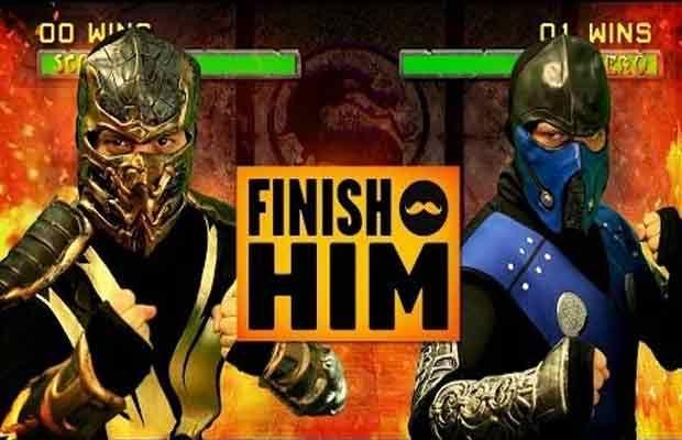 Finish Him – Les «fatalities» de Mortal Kombat à la sauce Golden Moustache