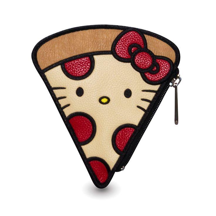 Loungefly x Hello Kitty Pizza Coin Bag - Hello Sanrio - Brands