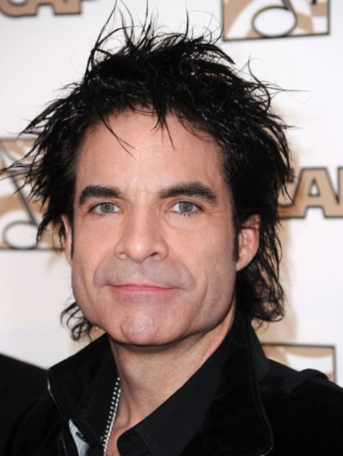 Patrick Monahan (9w8 so/sx) Enneagram Type 9 Wing Eight