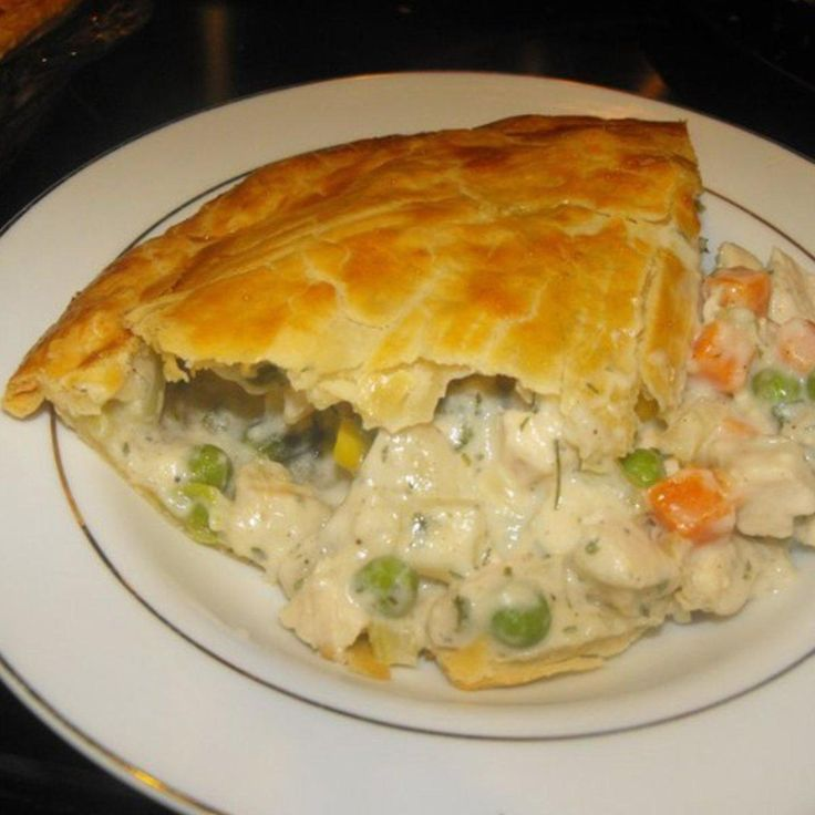"""You named it right! It is truly the very best chicken pot pie I have ever tasted, and all my family seems to agree! Thank you for sharing this GREAT recipe! :)"""