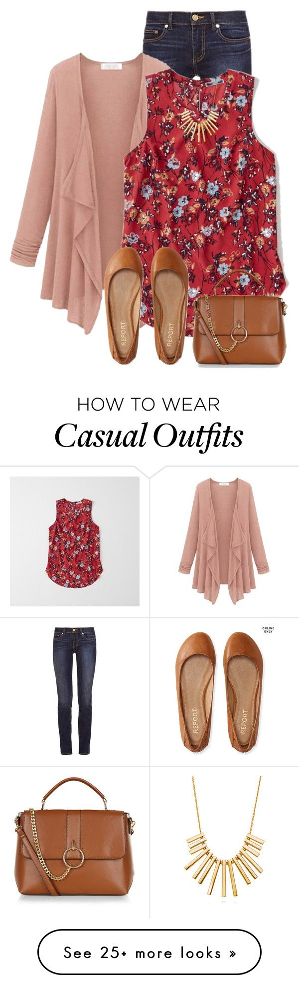 """Untitled #126"" by mindy-2-1 on Polyvore featuring Tory Burch, Abercrombie & Fitch, Aéropostale, BERRICLE and New Look"