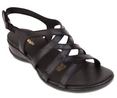Wide Steps - Caley - Black