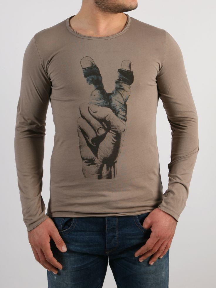 WILFED: Men's Long Sleeve T-Shirt