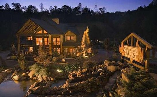 "Gatlinburg Falls RESORT- The cabins we stay in all the time. Its ""our spot."""