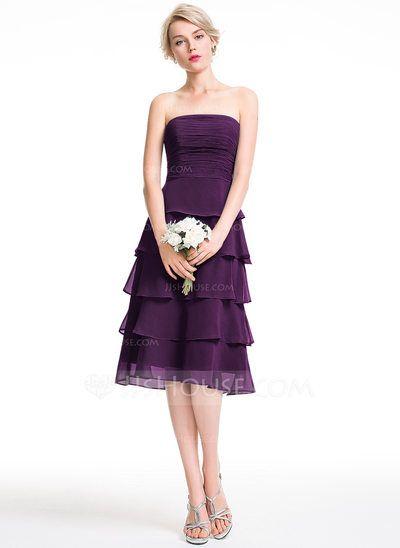 17 meilleures id es propos de couleurs de robe de for Robes de demoiselle d automne mariage