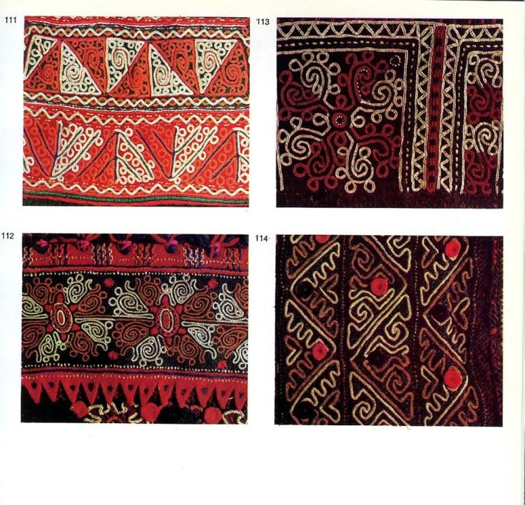 Gallery.ru / Фото #54 - Yugoslavia/Croatia Folk Embroidery - Dora2012