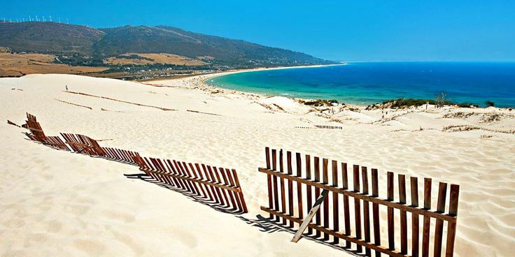 La Costa de la Luz: el secreto mejor guardado de España. The Coast of Light: Spain's best kept secret. #andalusia #beach #andalucía