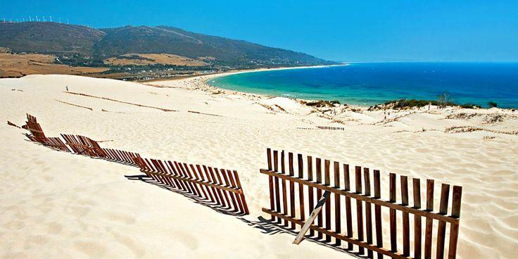 La Costa de la Luz: el secreto mejor guardado de España. The Coast of Light: Spain's best kept secret. #andalusia #beach #andalucía