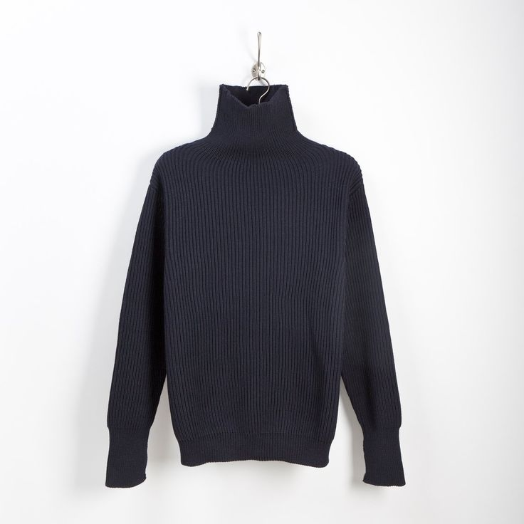 NAVY - Turtleneck - blue | Andersen-Andersen