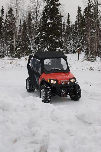 Polaris RZR ATV my minnesota vehicle when I retire
