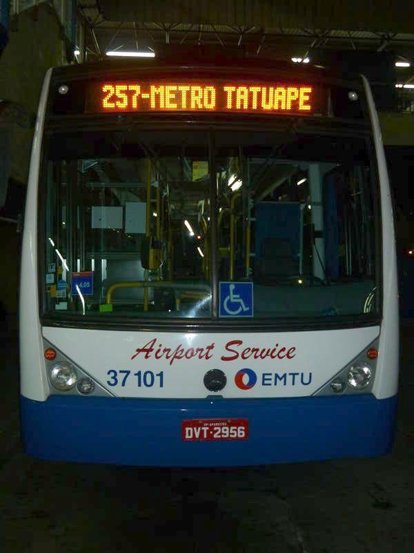 Dica de transporte barato para chegar ao aeroporto de Cumbica em Guarulhos