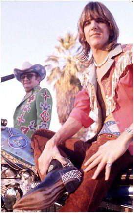 Gram Parsons & Nudie