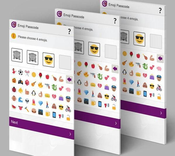 "Intelligent Environments claims its ""emoji security technology"" is easier to remember, offers greater security and, crucially, is a lot more fun than numbers."