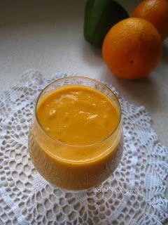 Szybkie gotowanie: Koktajl pomarańczowy z jagodami goji