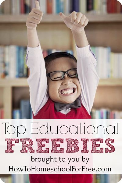 Here are the top homeschooling & general educational FREEbies for this week!  Just click on the underlined link to download or print the freebie. Free BOB Book Printables – Download several FREE worksheets to go with sets 1-5 of Bob Books WannaBe eBook Series – Christian-based  unit study going over different occupations unit-study – geared towards …