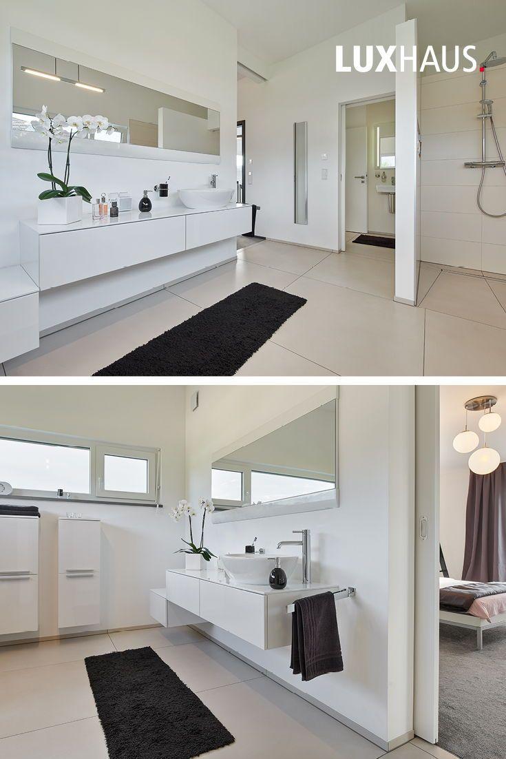 Badezimmerdesign Pultdach Badezimmerideen Haus
